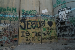 West Bank Graffiti