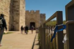 Jaffa Gate, Old City Jerusalem
