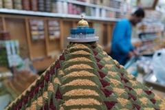 Spice Mound In The Market