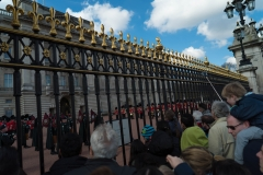 Buckingham Palace, Changing Of The Guard