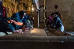 The Faithful & Christ Tomb Slab