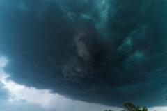 Beginnings Of A Tornado