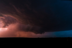 Storm Churning After Tornado