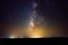 Milky Way Over Abilene