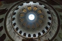 Dome, Church of the Holy Sepulcre